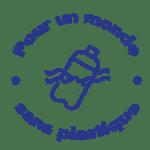 logo de cosmétique sans plastique
